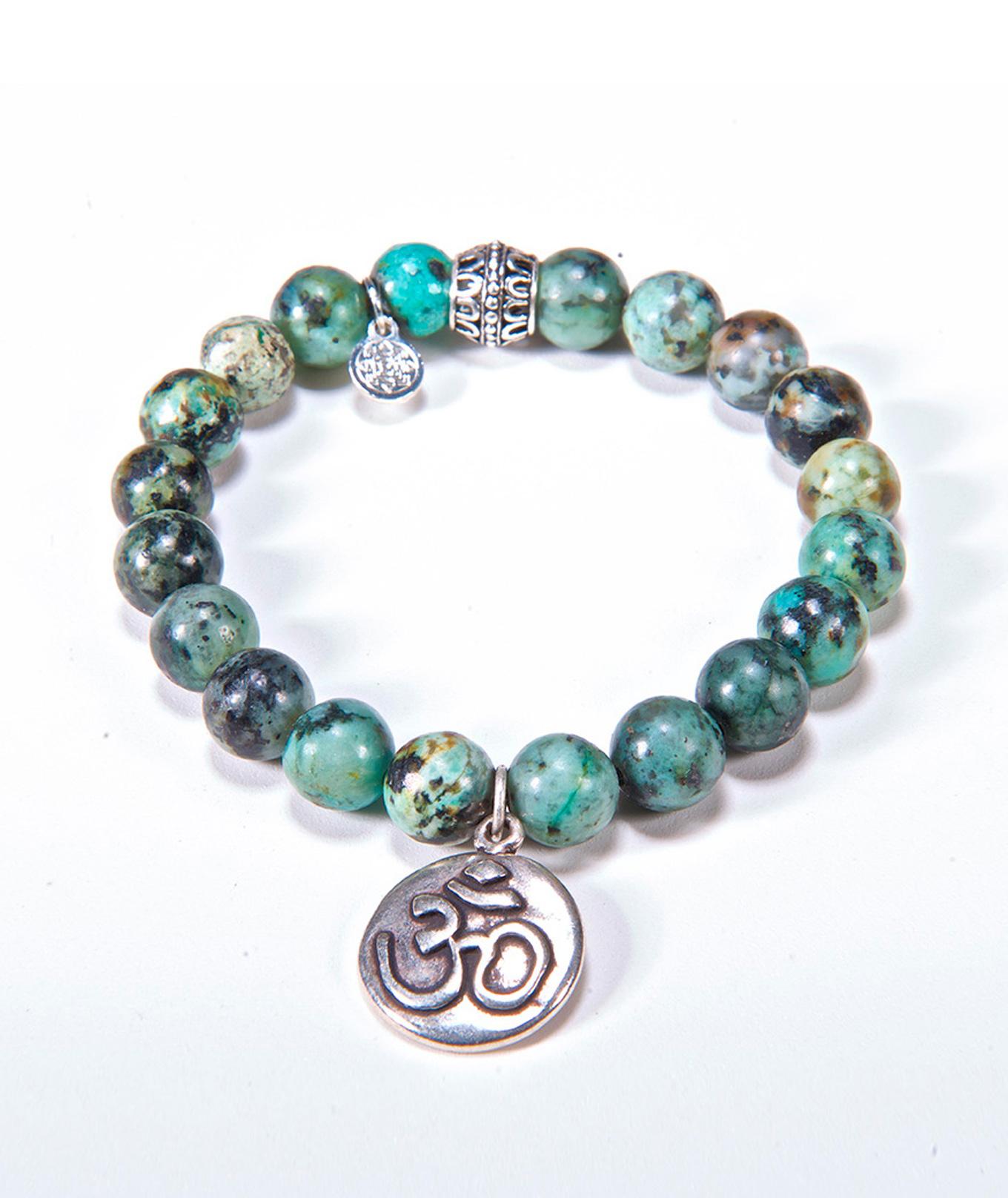 commander en ligne 2019 original sélectionner pour véritable Turquoise Charm Bracelet